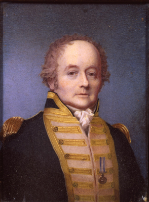 Portrait of Admiral William Bligh (1754 - 1817),  English School