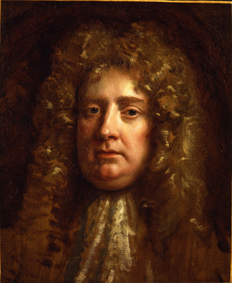 Portrait of Dr John Blow 1648 - 1708, Sir Peter Lely