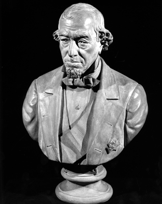 Portrait Bust of Benjamin Disraeli PM Earl of Beaconsfield (1804-81), Count Victor Gleichen