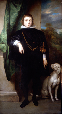 Portrait of Prince Rupert of the Rhine, After Sir Anthony Van Dyck