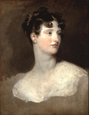 Portrait of Mrs John Fairlie (d.1843), c.1815, Sir Thomas Lawrence PRA