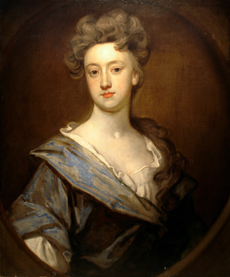 Portrait of a Lady, probably a member of the Randolph family, Sir Godfrey Kneller Bt.