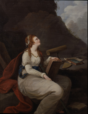 An allegory of astronomy, Moses Haughton