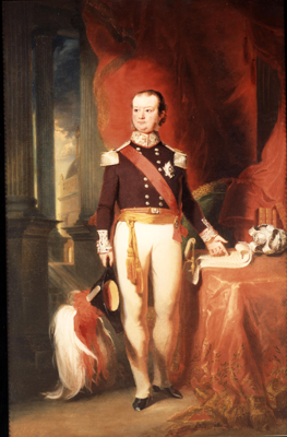 Portrait of Charles Theophilus, 1st Baron Metcalfe (1785 - 1846), Anglo Oriental