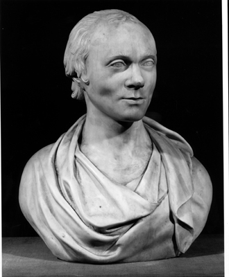 Portrait bust of Spencer Perceval, Joseph Francis Nollekens, Studio of