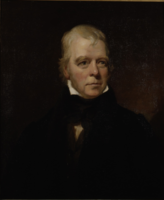 Portrait of Sir Walter Scott, John Watson-Gordon