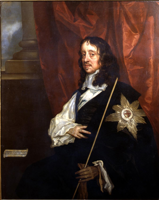 Portrait of Thomas Wriothesley, 4th Earl of Southampton (1607 - 1667), Sir Peter Lely, Studio of