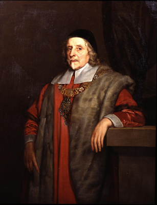 Portrait of Sir Thomas Vyner, John Hayls