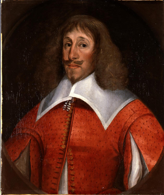 Portrait of a Gentleman c.1640,  English School