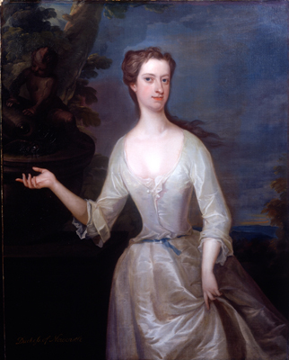 Portrait of Henrietta Godolphin Duchess of Newcastle (d.1776), Charles Jervas
