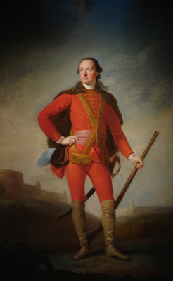 Portrait of Charles, 5th Earl of Elgin and 9th Earl of Kincardine, Allan Ramsay
