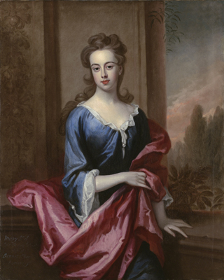 Portrait of Mary Calverley, 1690s, Sir Godfrey Kneller Bt.