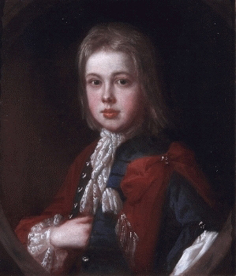 Portrait of a Young Boy, John Riley, Follower of