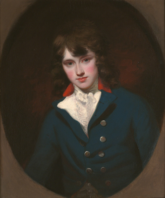 Portrait of William Locke, John Hoppner RA
