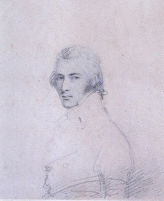 Portrait of William Henry Ireland (1777-1835), Sir Thomas Lawrence PRA