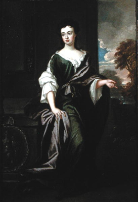 Portrait of the Countess of Ranelagh (1675-1727/8), Studio of Sir Godfrey Kneller Bt