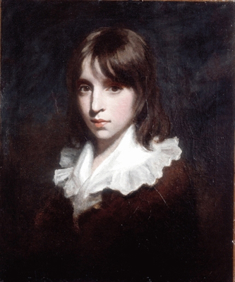 Portrait of a Young Boy, John Opie