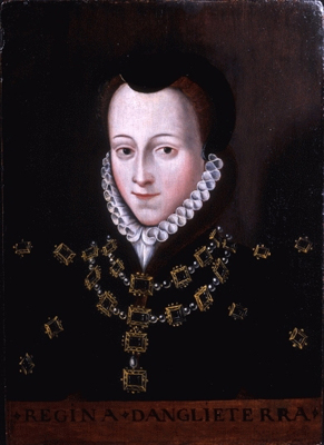 Mary, Queen of Scots (1542-87), c.1558, Franco-Scottish School