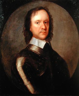 Portrait of Oliver Cromwell (1599-1658), c.1650, Circle of Robert Walker