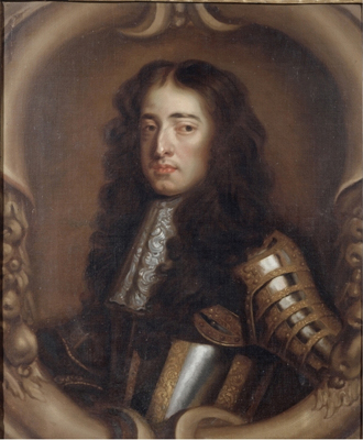 Portrait of William Prince of Orange (1650 - 1702), Willem Wissing, attributed to