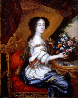 Portrait of Barbara Villiers, Duchess of Cleveland (1635-1709),c.1675, Henri Gascars