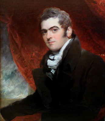 Portrait of William Dacres Adams, Sir Thomas Lawrence PRA