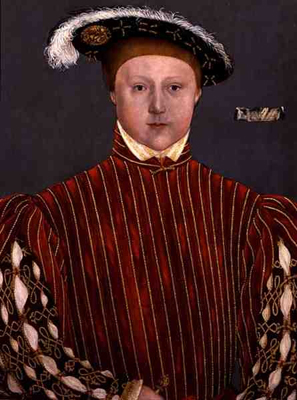Edward VI (1537 - 1553), Hans Holbein, Circle of