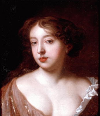 Portrait of Mary ''Moll'' Davis (fl.1665 - 1675), Studio of Sir Peter Lely