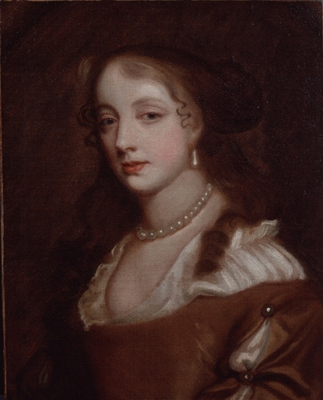 Portrait of a Courtesan, Studio of Sir Peter Lely