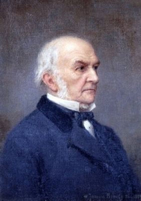 Philip mould historical portraits william gladstone pm henry william ewart gladstone pm 1809 1898 henry sciox Choice Image