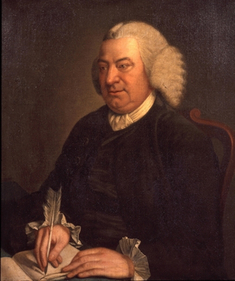 Portrait of Thomas Gurney (1705-1770),  English School