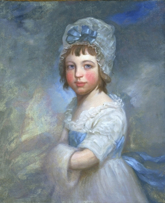 Portrait of a Young Girl, Sir William Beechey, Attributed to