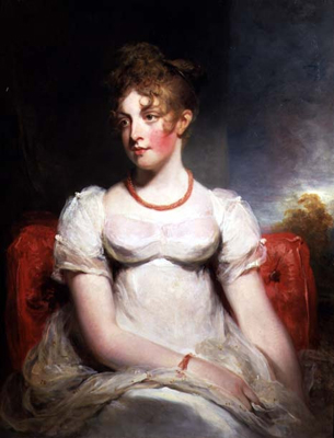 Portrait of Mrs Frances Elizabeth Addington (1788-1828), Sir William Beechey