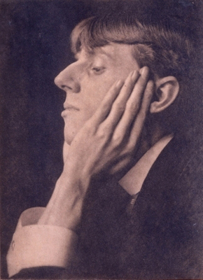 Photograph of Aubrey Vincent Beardsley (1872 - 1898), Frederick Evans
