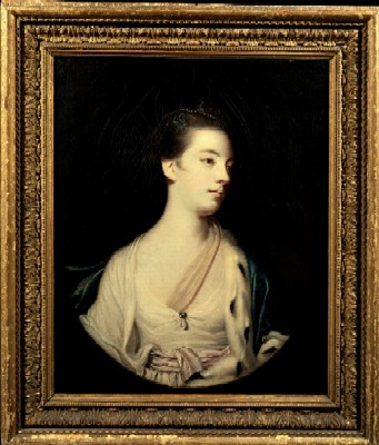 Portrait of Margaret Scott by Lady Montgomery, Sir Joshua Reynolds PRA
