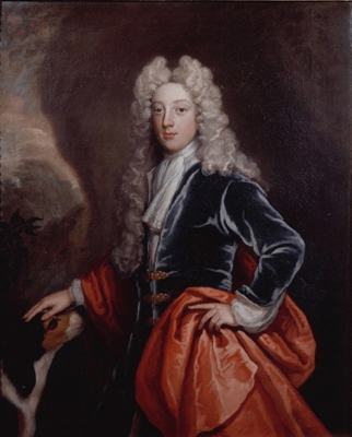 Portrait of Thomas Boothby c.1677 - 1752),  English School
