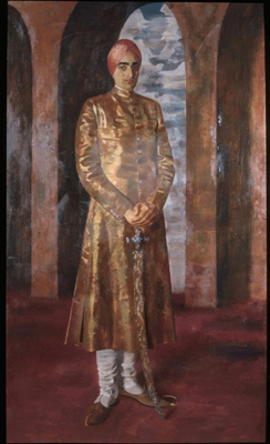 H.H. Sir Pratab Singh, Maharajah of Nabha (1919-1995), Alfred Reginald Thomson