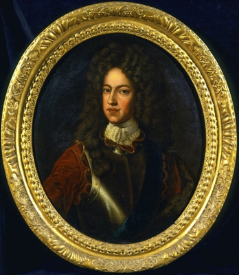 Portrait of James Francis Edward Stuart (1688-1766), Alexis Simeon Belle, Follower of