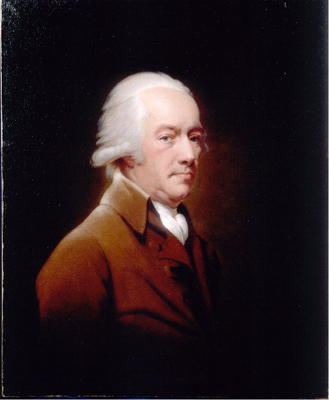 Portrait of Samuel Ward (1732 – 1820), Joseph Wright of Derby ARA