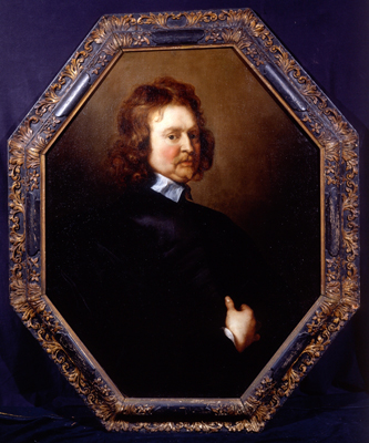 Portrait of Edward Hyde Earl of Clarendon (1609 – 1674), Adriaen Hannemann