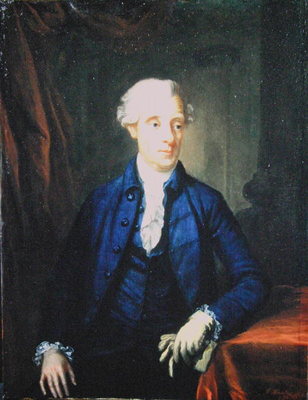 Portrait of Simon Harcourt 1st Earl Harcourt (1714 – 1777), Robert Hunter
