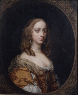 Portrait of a Lady, Studio of Sir Peter Lely