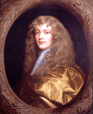Portrait of Sir John Cotton 2nd Bt (c.1647 – 1718) c.1667, Sir Peter Lely