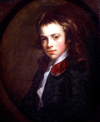 Young Boy, ? Member of the Somerset family, Sir Nathaniel Dance-Holland RA MP, 1st Bart