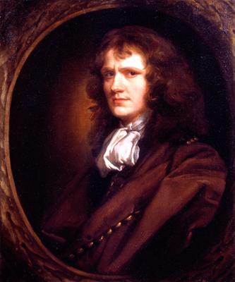 Portrait of a Gentleman, thought to be the actor Henry Harris (1633/4-1704), Sir Peter Lely