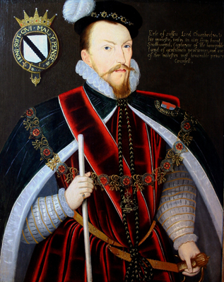 Portrait of Sir Thomas Radcliffe, 3rd Earl of Sussex (1526/7-83), Circle of Marcus Gheeraerts the Younger