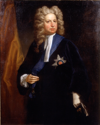 Portrait of Robert Harley, 1st Earl of Oxford, Jonathan Richardson