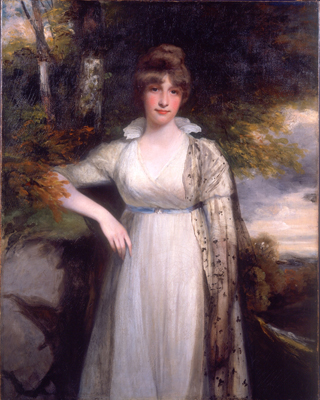 The Hon. Eleanor Eden, c.1790, John Hoppner RA
