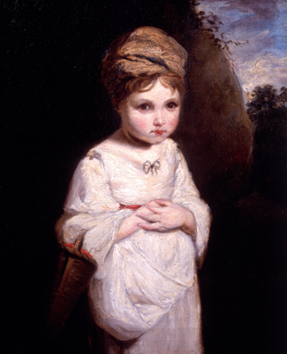 Strawberry Girl, Sir Joshua Reynolds PRA, Circle of