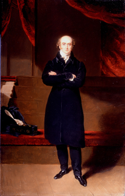 Portrait of George Canning MP, Sir Thomas Lawrence PRA, Studio of